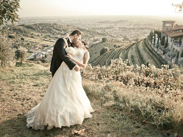 Il matrimonio di Emanuele e Elena a Borgosatollo, Brescia 178