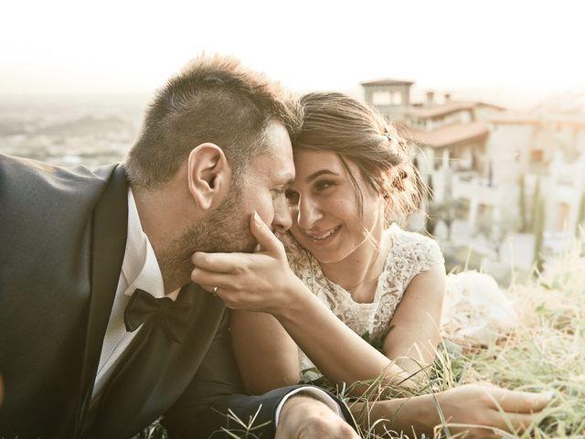 Il matrimonio di Emanuele e Elena a Borgosatollo, Brescia 180