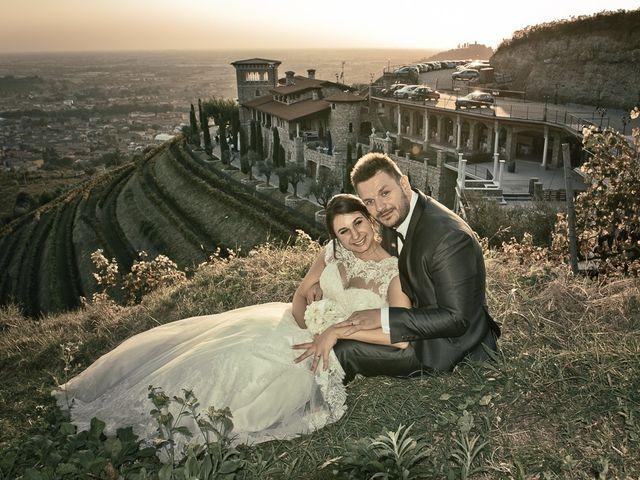 Il matrimonio di Emanuele e Elena a Borgosatollo, Brescia 181