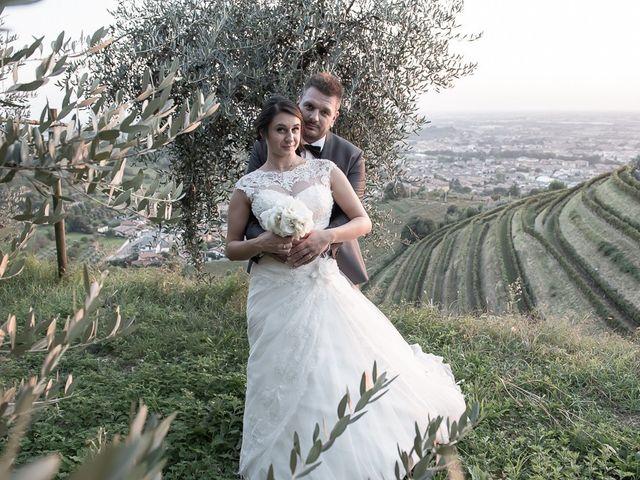 Il matrimonio di Emanuele e Elena a Borgosatollo, Brescia 194