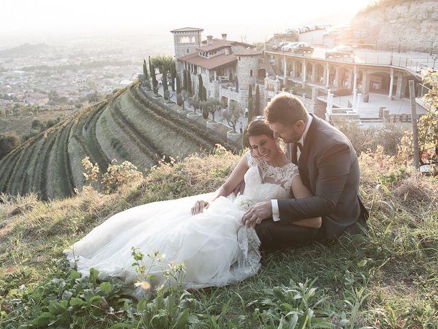 Il matrimonio di Emanuele e Elena a Borgosatollo, Brescia 196