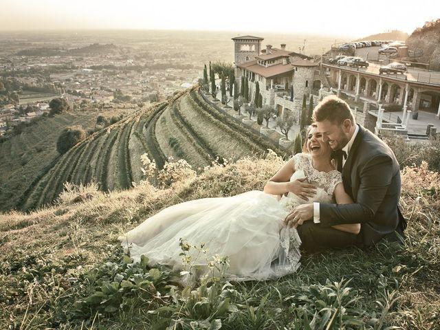 Il matrimonio di Emanuele e Elena a Borgosatollo, Brescia 197