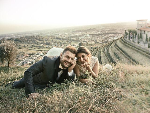 Il matrimonio di Emanuele e Elena a Borgosatollo, Brescia 200