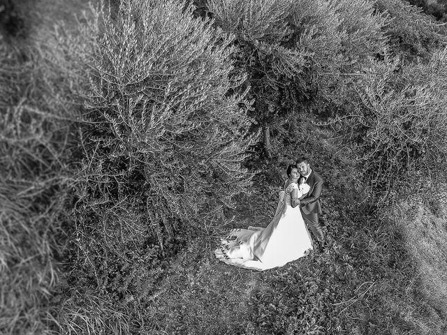 le nozze di Elena e Emanuele