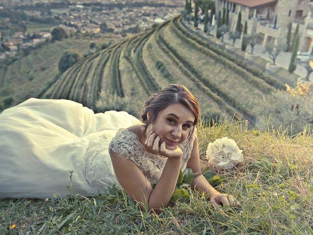 Il matrimonio di Emanuele e Elena a Borgosatollo, Brescia 206