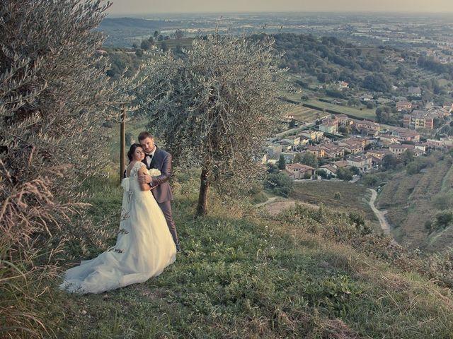 Il matrimonio di Emanuele e Elena a Borgosatollo, Brescia 210
