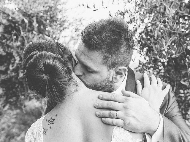 Il matrimonio di Emanuele e Elena a Borgosatollo, Brescia 212
