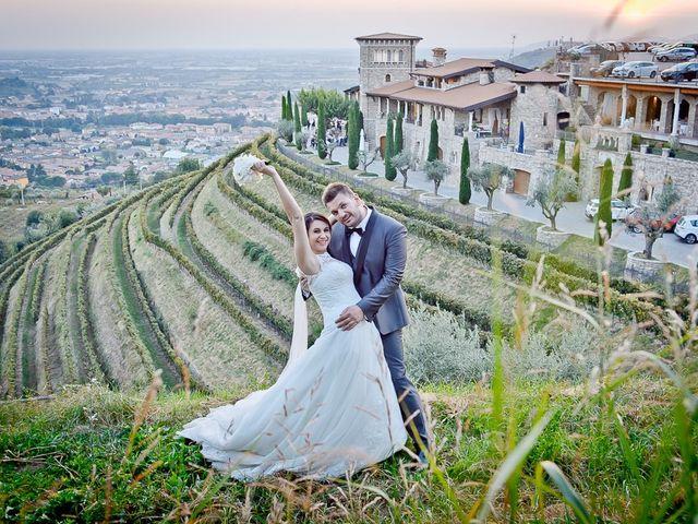 Il matrimonio di Emanuele e Elena a Borgosatollo, Brescia 214