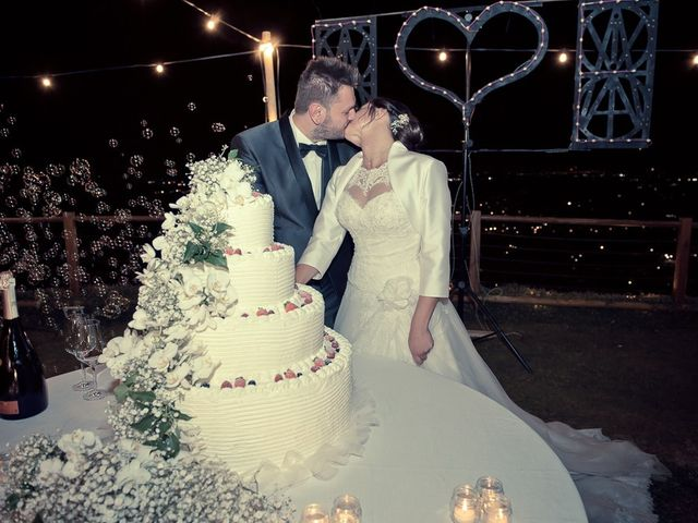 Il matrimonio di Emanuele e Elena a Borgosatollo, Brescia 216