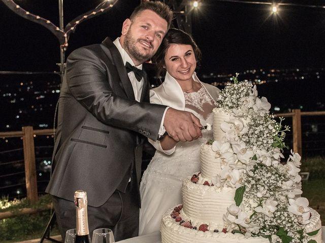 Il matrimonio di Emanuele e Elena a Borgosatollo, Brescia 217