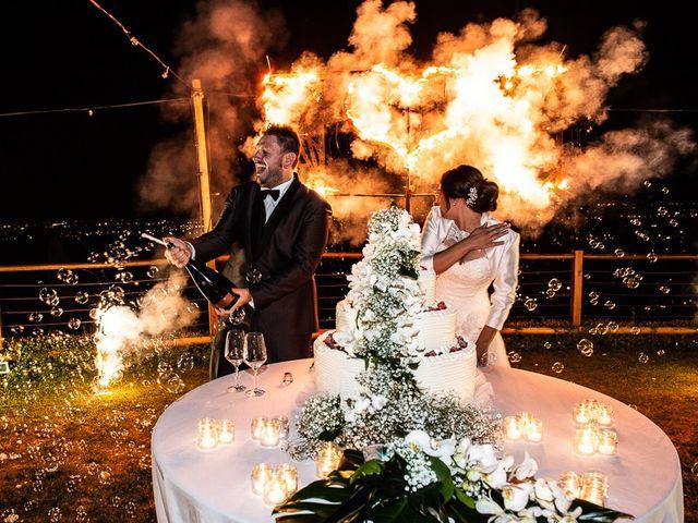 Il matrimonio di Emanuele e Elena a Borgosatollo, Brescia 218