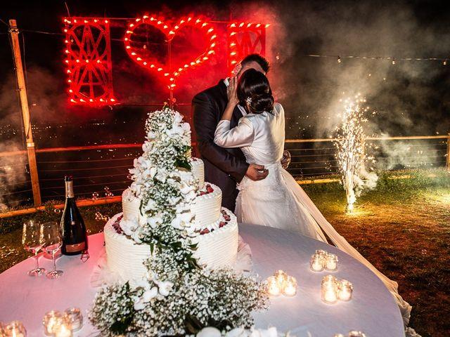 Il matrimonio di Emanuele e Elena a Borgosatollo, Brescia 219