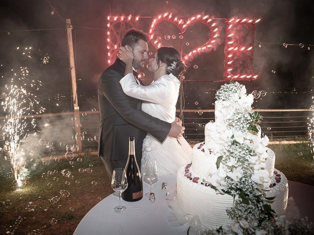 Il matrimonio di Emanuele e Elena a Borgosatollo, Brescia 220