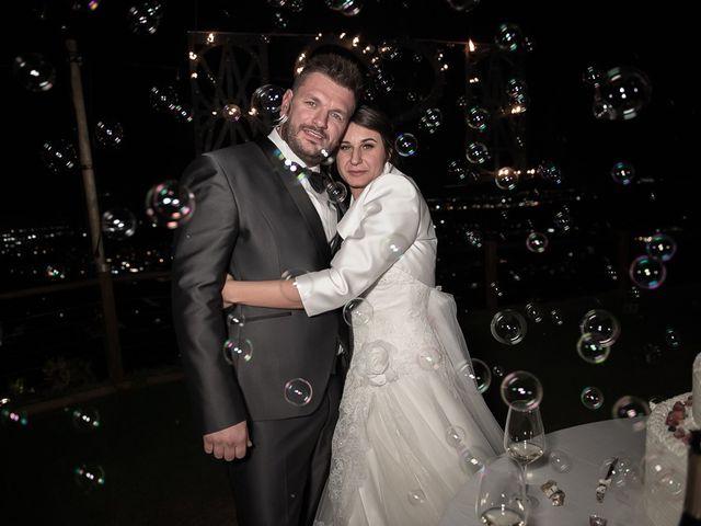 Il matrimonio di Emanuele e Elena a Borgosatollo, Brescia 221