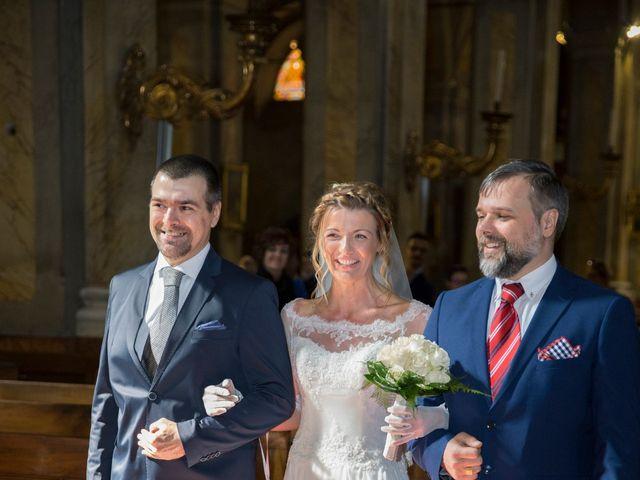 Il matrimonio di Claudio e Elena a Cremona, Cremona 25
