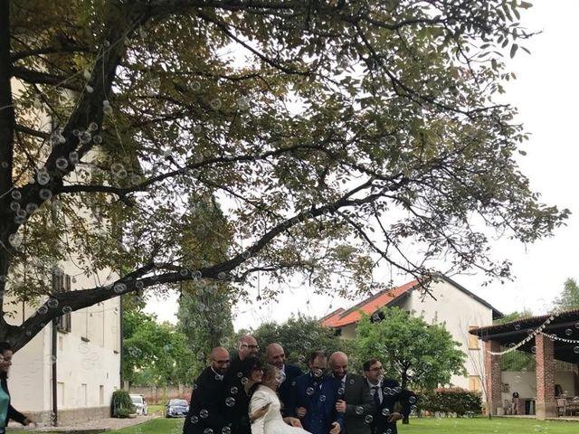 Il matrimonio di Alessandro  e Loredana  a Gaggiano, Milano 4