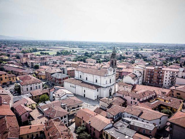 Il matrimonio di Luigi e Valentina a Bergamo, Bergamo 19
