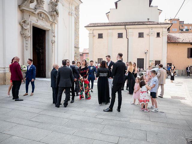 Il matrimonio di Luigi e Valentina a Bergamo, Bergamo 22