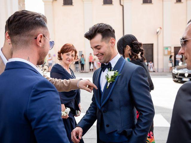 Il matrimonio di Luigi e Valentina a Bergamo, Bergamo 26