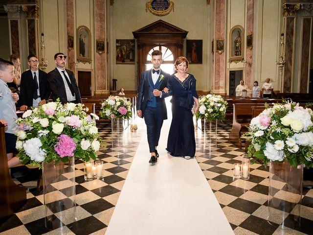 Il matrimonio di Luigi e Valentina a Bergamo, Bergamo 28