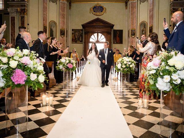 Il matrimonio di Luigi e Valentina a Bergamo, Bergamo 32