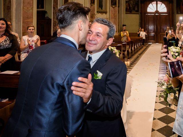 Il matrimonio di Luigi e Valentina a Bergamo, Bergamo 33