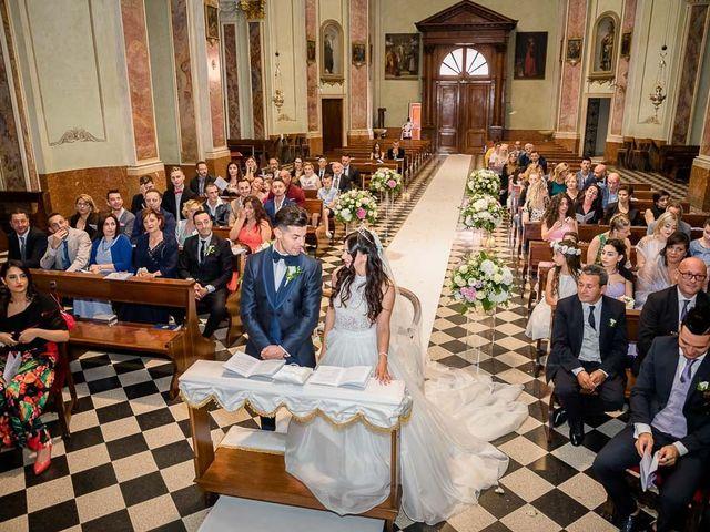 Il matrimonio di Luigi e Valentina a Bergamo, Bergamo 34