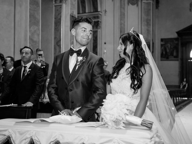 Il matrimonio di Luigi e Valentina a Bergamo, Bergamo 35