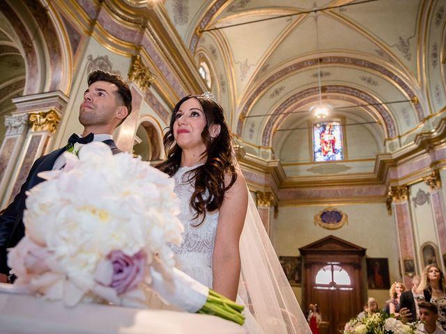 Il matrimonio di Luigi e Valentina a Bergamo, Bergamo 41