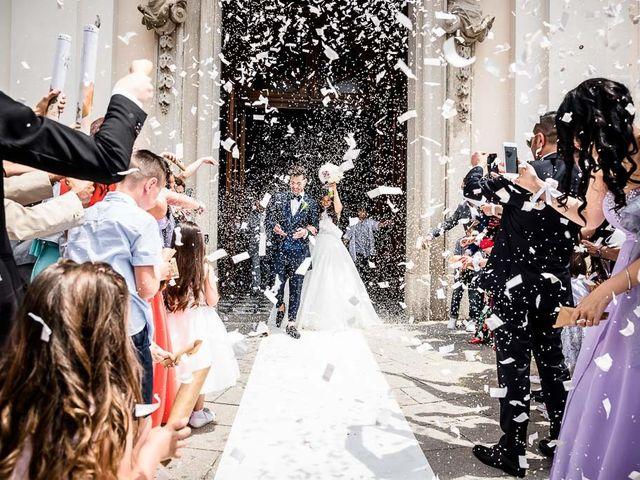 Il matrimonio di Luigi e Valentina a Bergamo, Bergamo 44