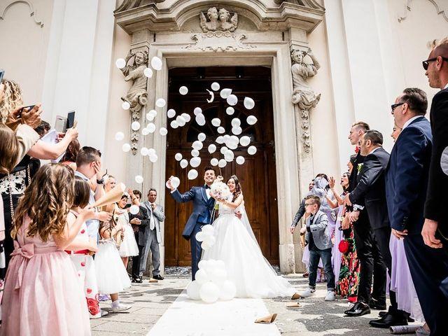 Il matrimonio di Luigi e Valentina a Bergamo, Bergamo 45