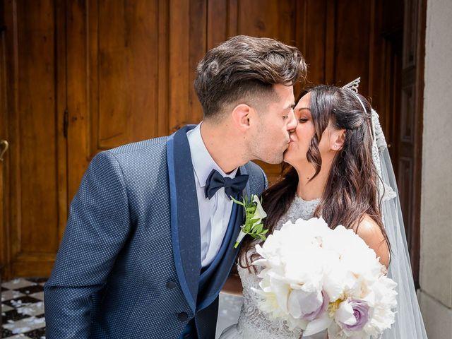 Il matrimonio di Luigi e Valentina a Bergamo, Bergamo 46
