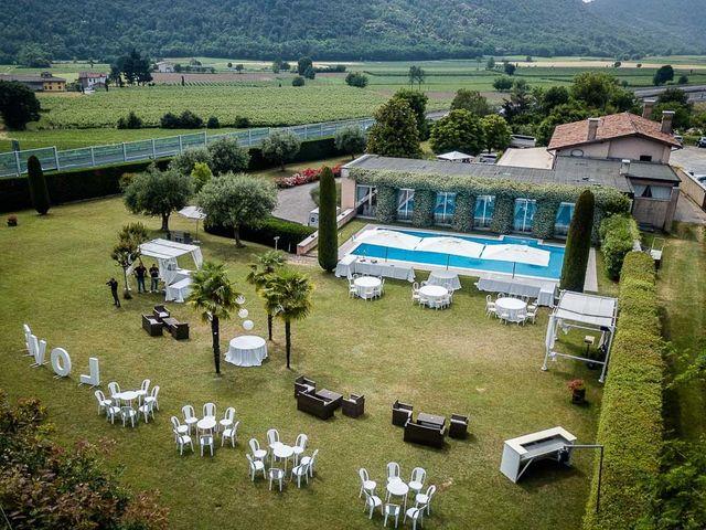 Il matrimonio di Luigi e Valentina a Bergamo, Bergamo 47