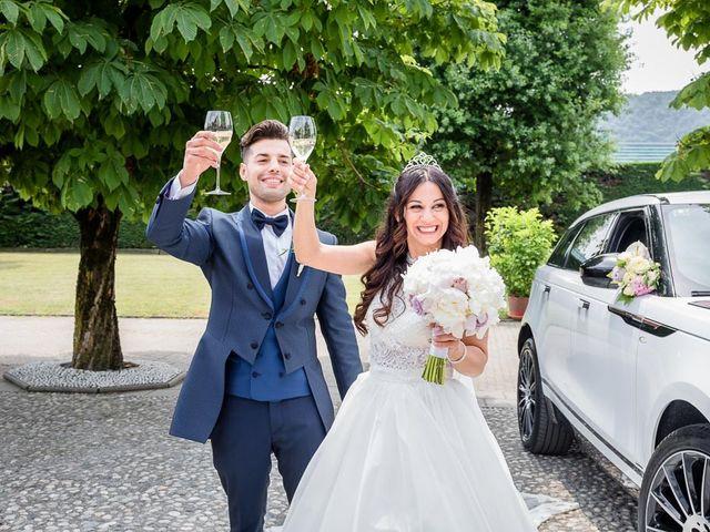 Il matrimonio di Luigi e Valentina a Bergamo, Bergamo 52