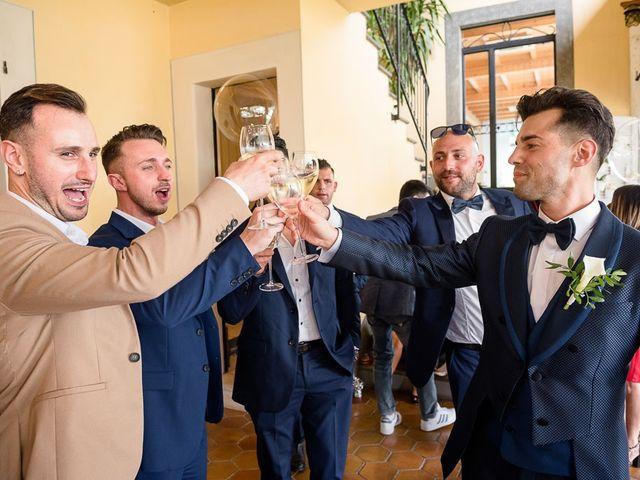 Il matrimonio di Luigi e Valentina a Bergamo, Bergamo 56