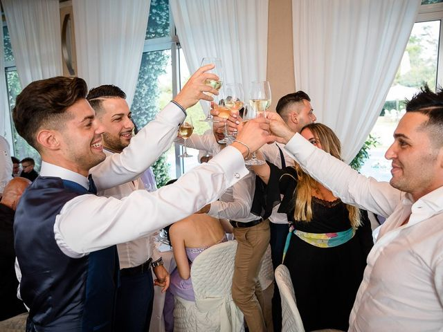 Il matrimonio di Luigi e Valentina a Bergamo, Bergamo 69