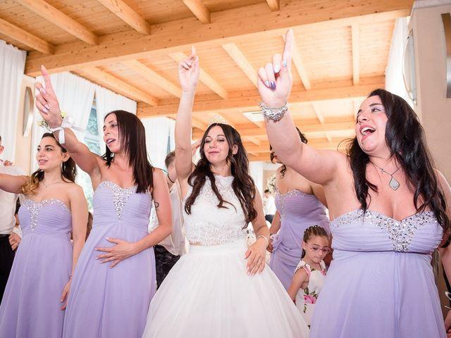 Il matrimonio di Luigi e Valentina a Bergamo, Bergamo 70