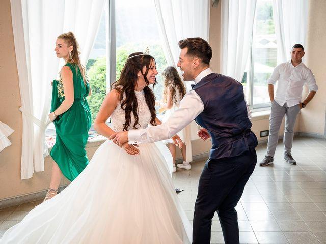 Il matrimonio di Luigi e Valentina a Bergamo, Bergamo 79