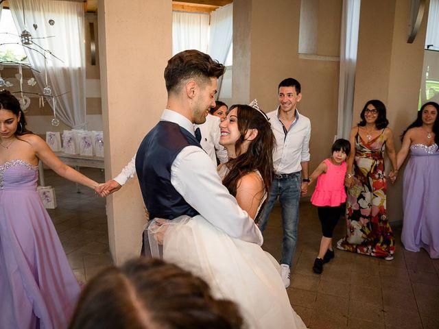 Il matrimonio di Luigi e Valentina a Bergamo, Bergamo 84
