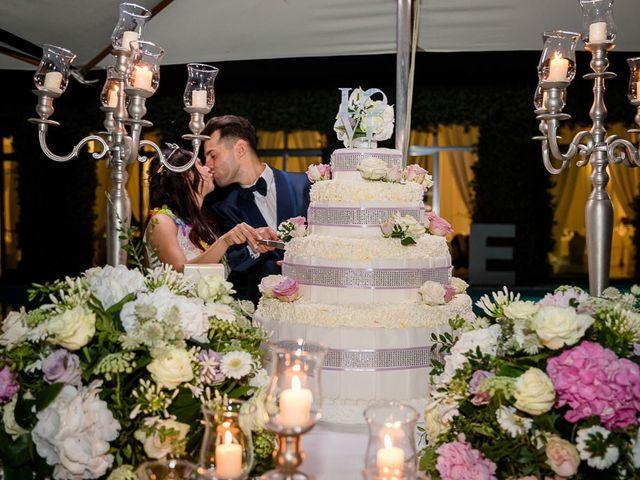 Il matrimonio di Luigi e Valentina a Bergamo, Bergamo 87