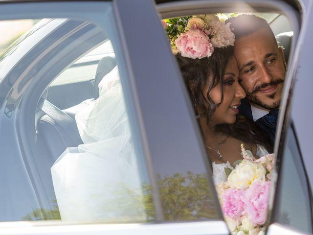 Il matrimonio di Marco e Mara a Roma, Roma 1