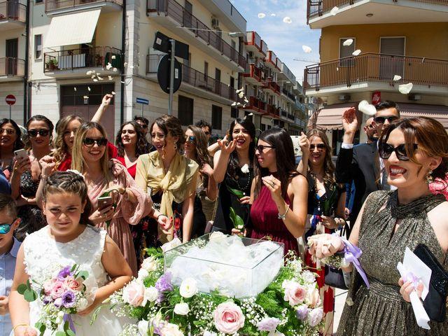 Il matrimonio di Michele e Katia a Altamura, Bari 17