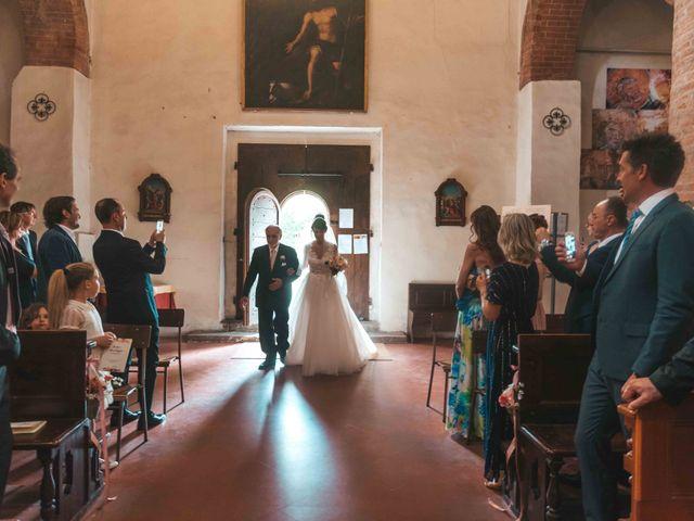Il matrimonio di Giuseppe e Katia a Castell'Arquato, Piacenza 18