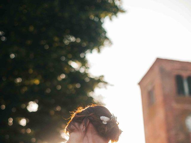 Il matrimonio di Giuseppe e Katia a Castell'Arquato, Piacenza 22