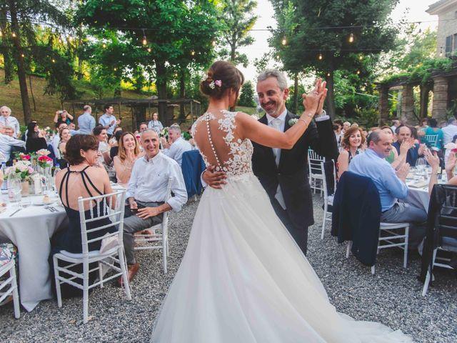 Il matrimonio di Giuseppe e Katia a Castell'Arquato, Piacenza 31