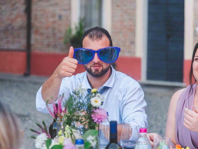 Il matrimonio di Giuseppe e Katia a Castell'Arquato, Piacenza 32