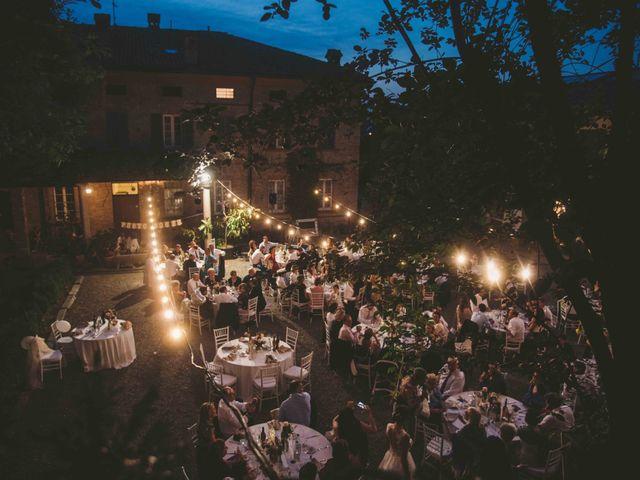 Il matrimonio di Giuseppe e Katia a Castell'Arquato, Piacenza 33