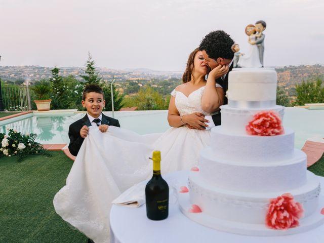 Il matrimonio di Federico e Tiziana a Caltanissetta, Caltanissetta 22