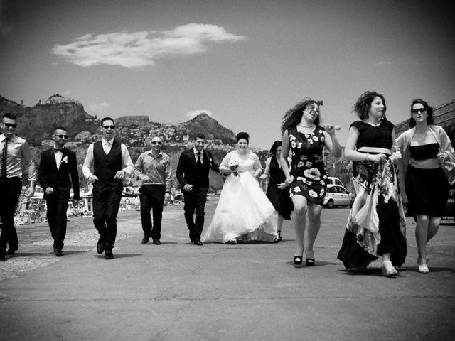 Il matrimonio di Ivano e Cristina a Calatabiano, Catania 1