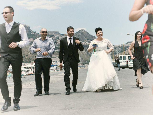 Il matrimonio di Ivano e Cristina a Calatabiano, Catania 8
